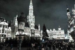 Christmas Markets  –  Belgium V Belfast